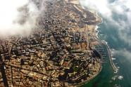 Tel Aviv-Jaffa - widok z lotu ptaka