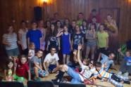 FishingCamp w Górach Stołowych 2015