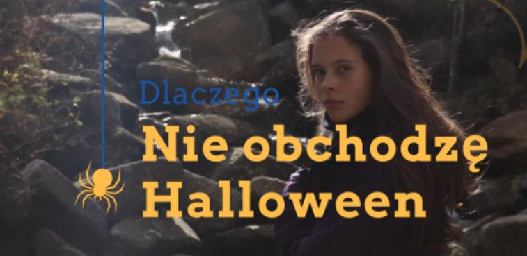 Nie obchodzę Halloweenu